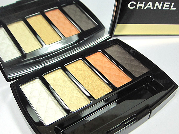 CHANEL Pearl River Eye Palette