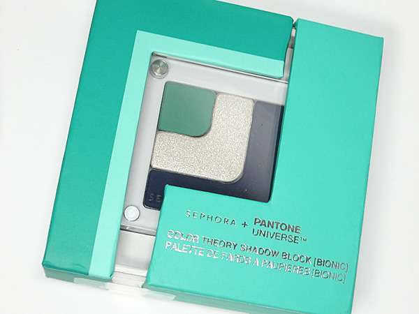 Sephora + Pantone Universe Color Theory Shadow Block in Bionic