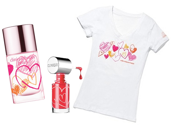 Clinique Happy Heart Collection