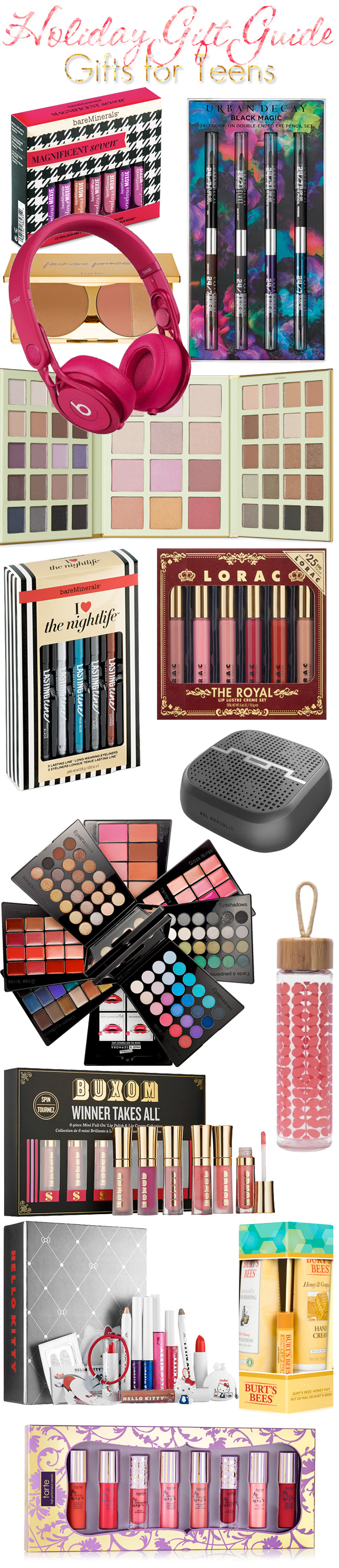 Holiday Gift Guide: Best Gifts for Teen Girls