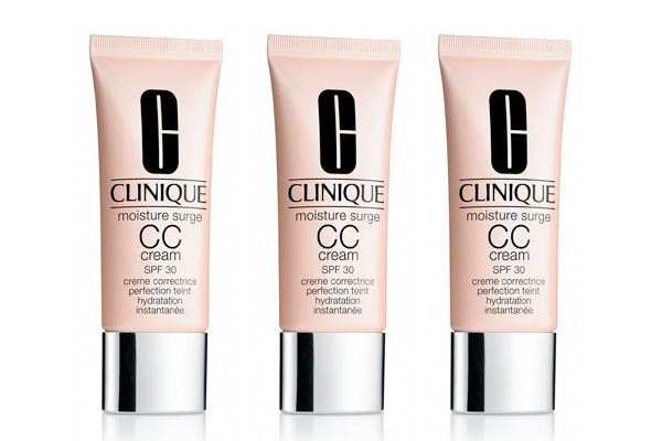 Clinique Moisture Surge CC Cream.