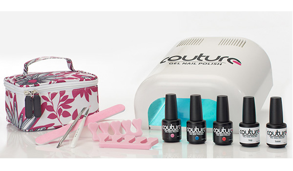 Couture Gel Nail Polish Kit