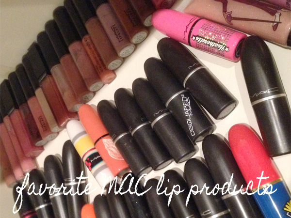 Beautiful Makeup Search Makeup Organization: Favorite MAC Lip Products
