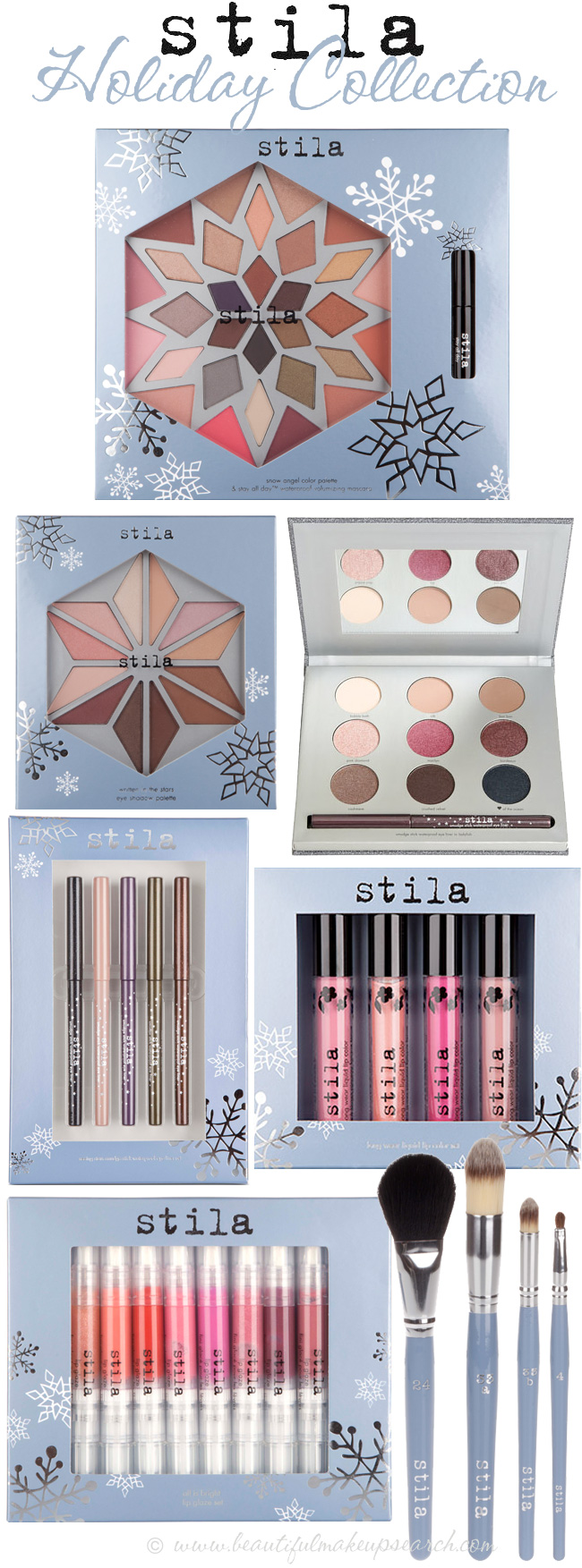Stila Holiday Collection 2012