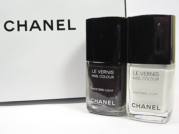 CHANEL Nail Colour Western Light & Eastern Light