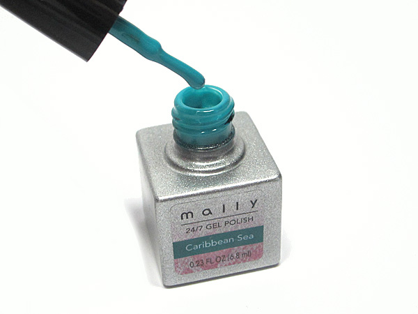 Mally Beauty Caribbean Sea 24/7 Gel Polish