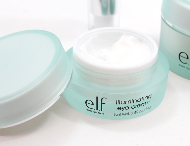 e.l.f. Skincare Collection: Illuminating Eye Cream