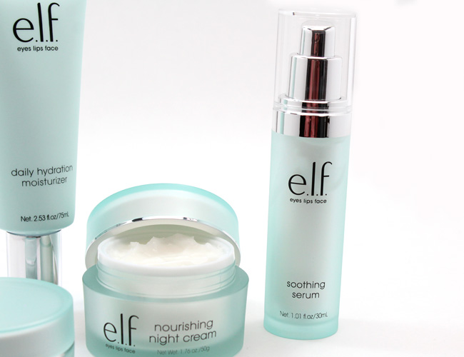e.l.f. Skincare Collection: Soothing Serum
