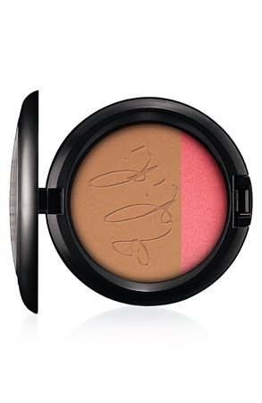MAC Powder Blush Duo Hibiscus Kiss Cool  | RiRi Hearts MAC Summer