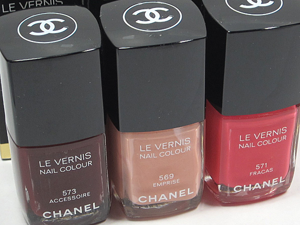 Chanel Nail Colour Spring 2013