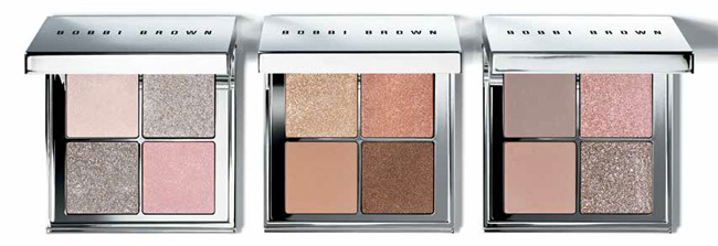 Bobbi Brown Nude Glow Collection: Eye Palettes