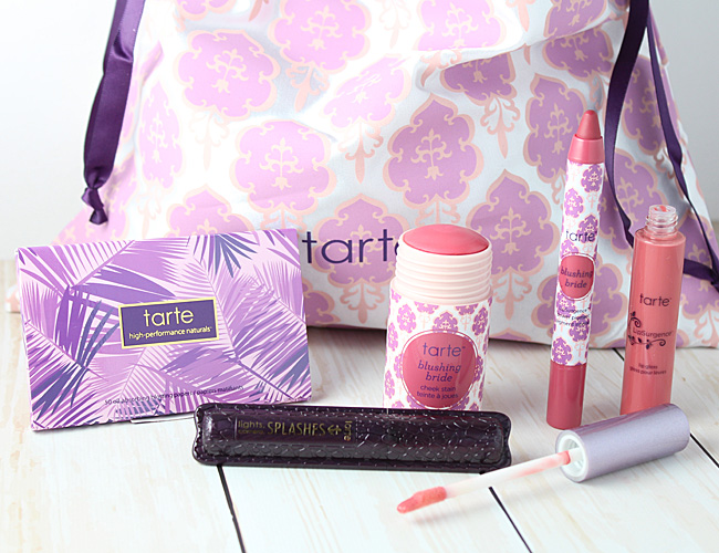 Tarte Blushing Bride Wedding Day Essentials Set