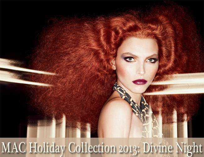 M∙A∙C Holiday Collection 2013: Divine Night. Collection information and official photographs.