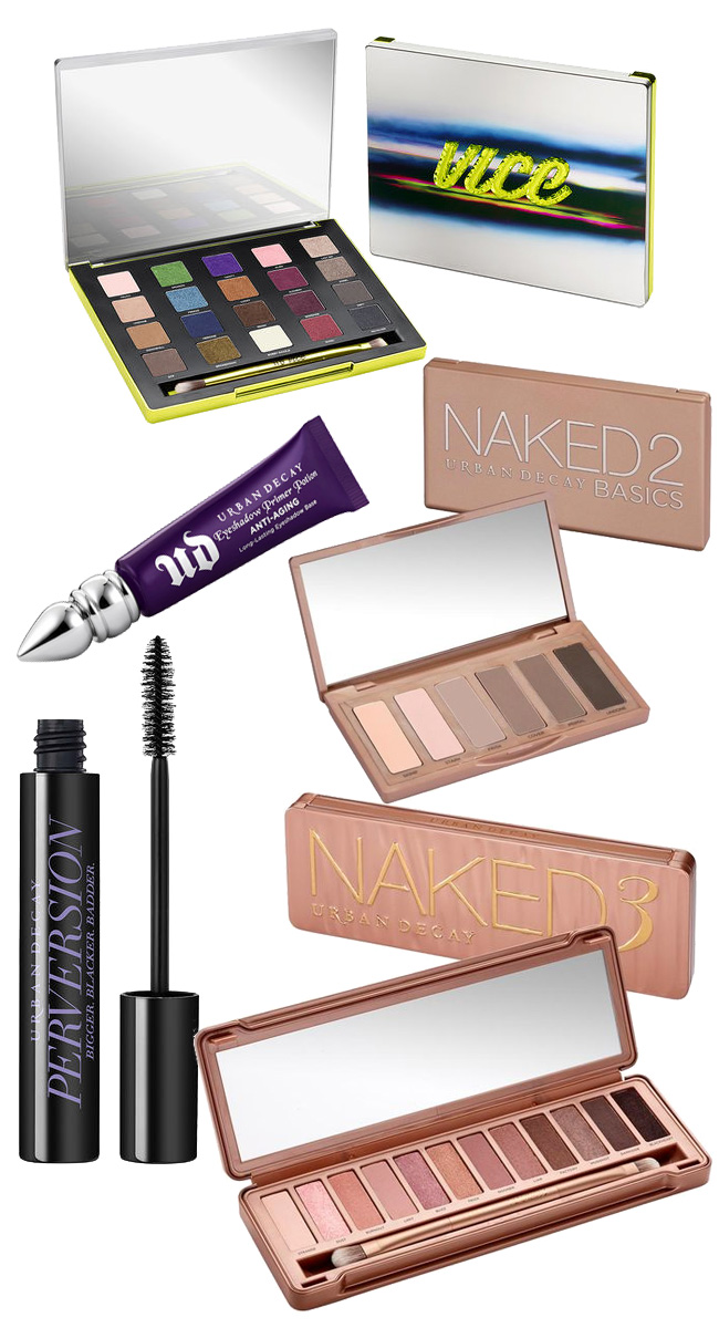 Urban Decay Friends & Fanatics Sale Suggestions