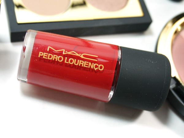 MAC Pedro Lourenço Flaming Rose Nail Lacquer