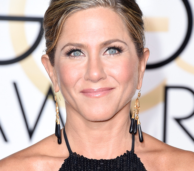 Get the Look: Jennifer Aniston at the 2015 Golden Globes