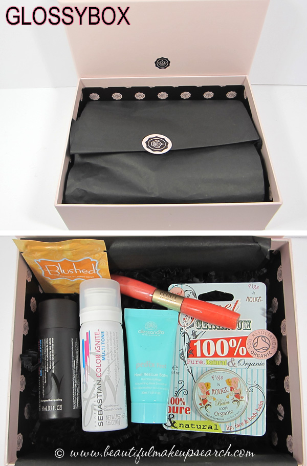 Glossybox Sample Box