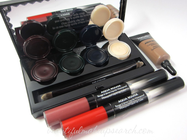 MAKE UP FOR EVER Black Tango Palette