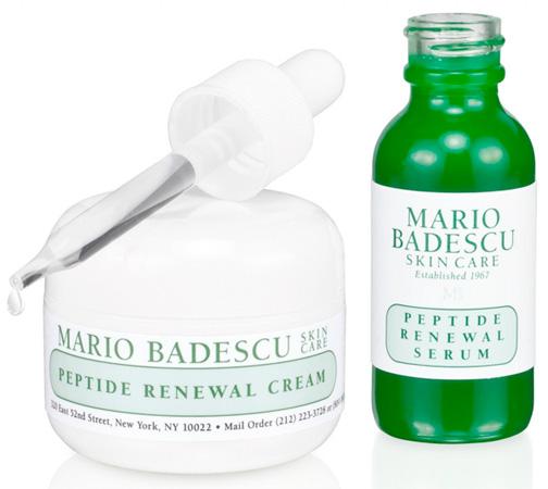 Mario Badescu Peptide Renewal Serum & Cream