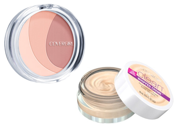 COVERGIRL Whipped Cream Foundation & Clean Glow Bronzer
