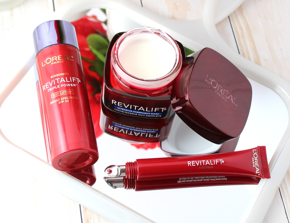 L'Oréal Paris RevitaLift® Skin Care Regimen