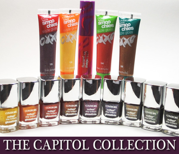 The COVERGIRL Capitol Collection
