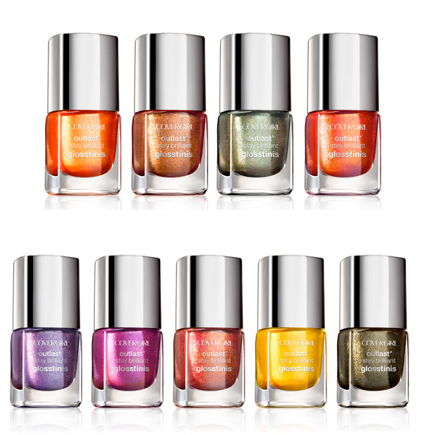 The COVERGIRL Capitol Collection: Capitol Collection Glosstinis