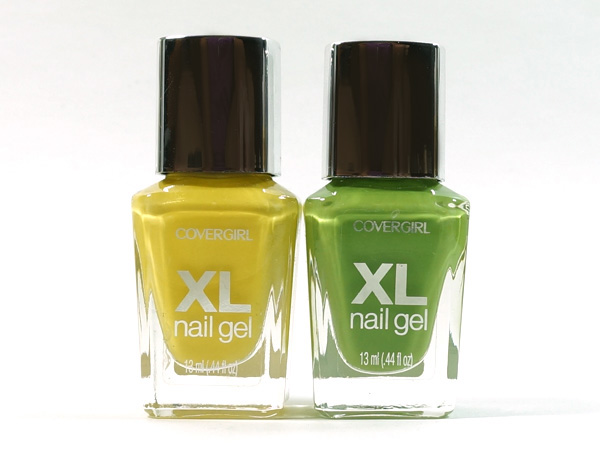 COVERGIRL XL Nail Gel Polish