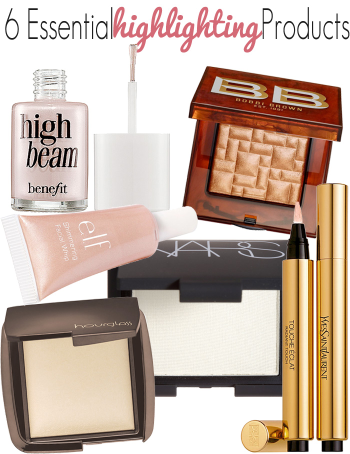 6 Must Have Highlighters