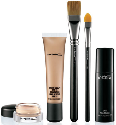 MAC Well-Defined Foundation, Concealer & Brushes. — Beautiful ...