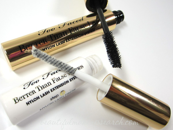 Too Faced Better Than False Lashes Review & Photos. — Beautiful ...