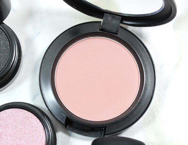 MAC A Novel Romance Collection: Powder Blush Fun Ending