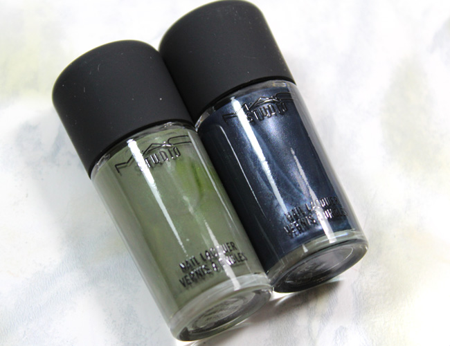 MAC A Novel Romance Collection: Nail Lacquer Before Dawn, Midnight Sky