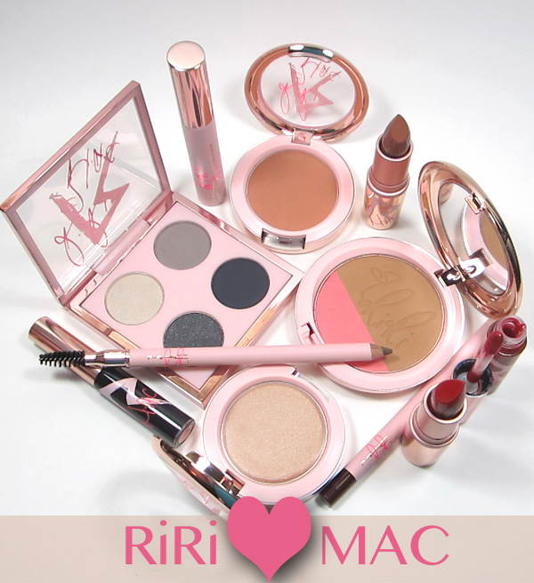 MAC Cosmetics RiRi Hearts MAC Fall