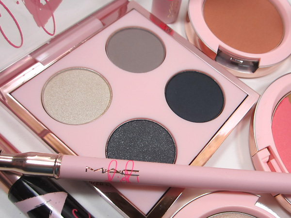MAC RiRi Hearts MAC Eyeshadow X4 Smoked Cocoa