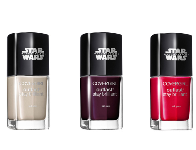 COVERGIRL Limited Edition Star Wars Collection Nail Gloss