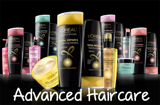 L'Oréal Paris Advanced Haircare