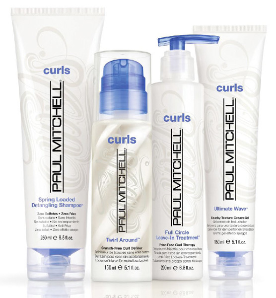 Paul Mitchell Curl's Collection