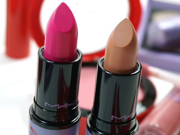 Must Haves from the MAC Osbournes Collection: Kelly Yum-Yum and Strip Poker Lipstick