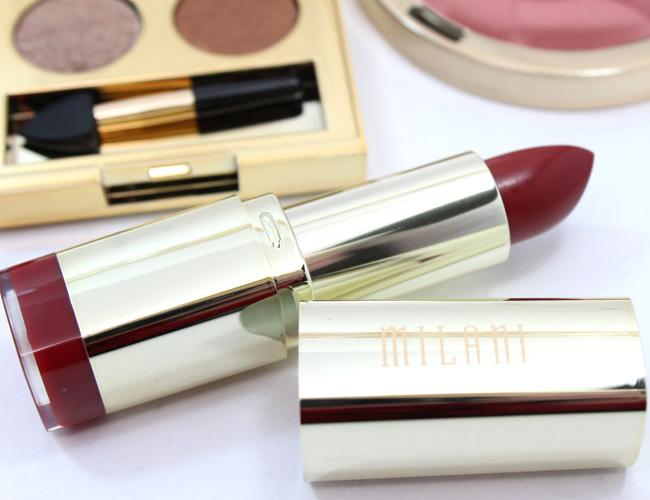 Milani Moisture Matte Color Statement Lipstick Matte Confident