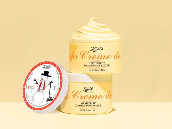 Limited Edition Kiehl's Crème de Corp Whipped Body Butter
