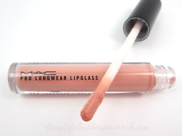 MAC Pro Longwear Lipglass Patience Please