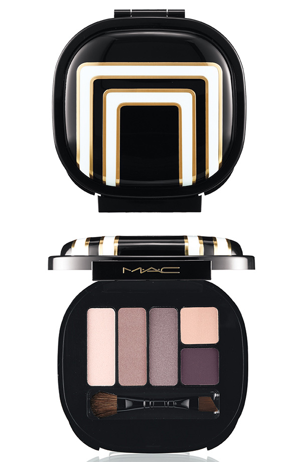 M∙A∙C Holiday Collection 2013 - Stroke of Midnight Eye Shadow X5 Cool