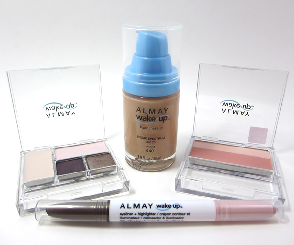 ALMAY Wake-Up Makeup