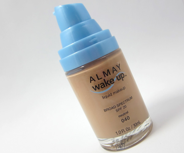 ALMAY Wake-Up Liquid Makeup