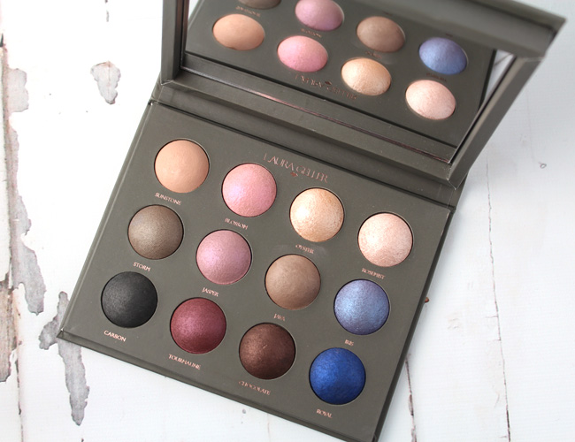Laura Geller Wearables Color Story Baked Eyeshadow Palette