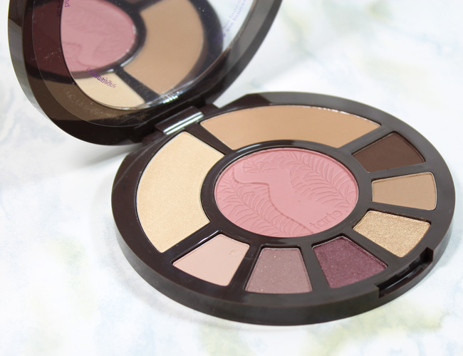 Tarte Cosmetics Rainforest After Dark Eye & Cheek Palette Review via beautifulmakeupsearch.com