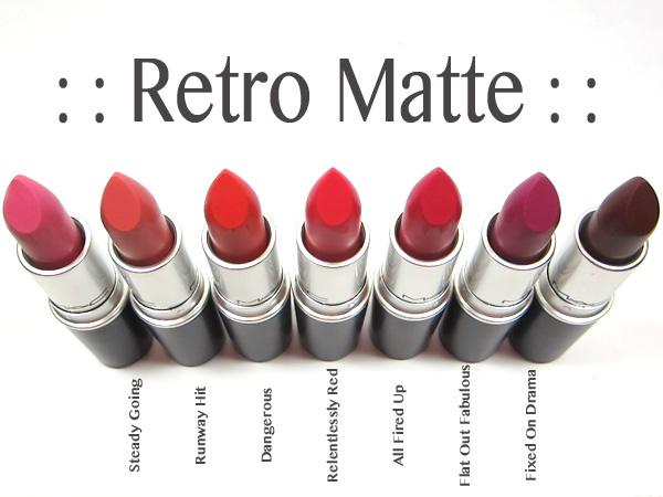 MAC Retro Matte