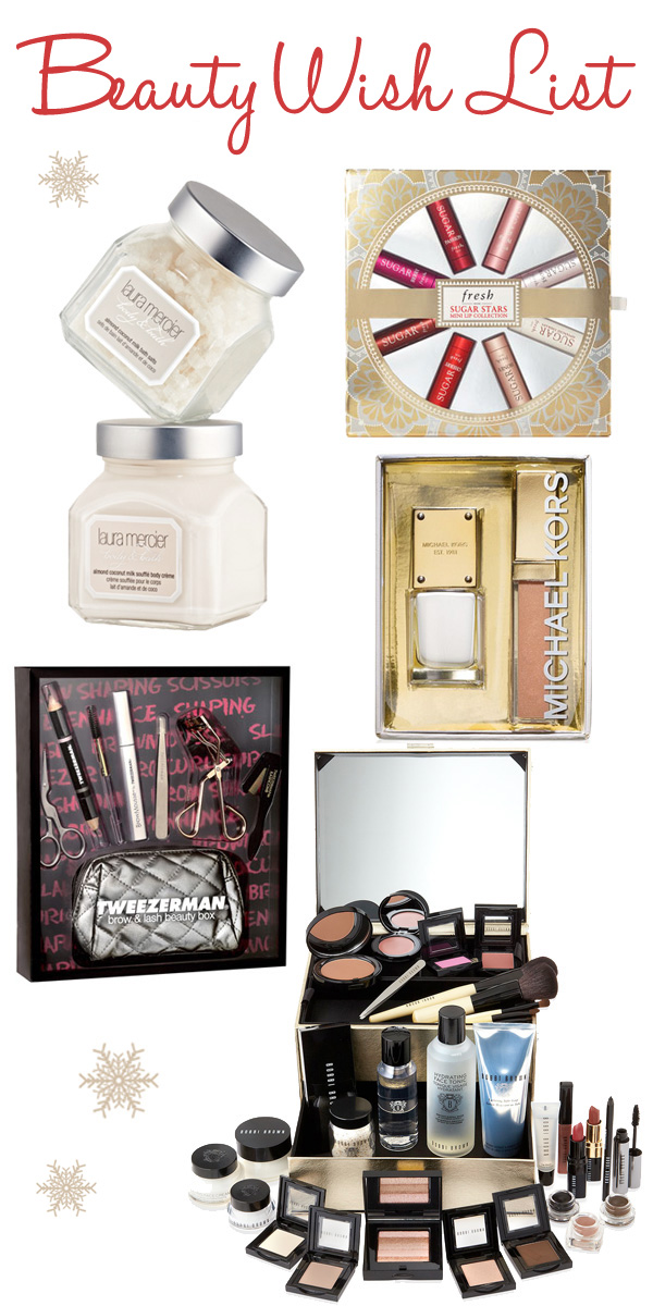 A Beauty Bloggers Wish List