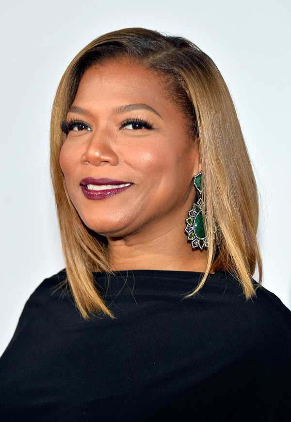 Get the Look: Queen Latifah at the 2014 People's Choice Awards.